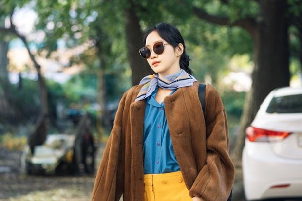 Lộ diện tình địch đáng gờm của Kim Go Eun ở Bệ Hạ Bất Tử, nhan sắc kiều diễm thế này Lee Min Ho biết chọn ai? - Ảnh 3.