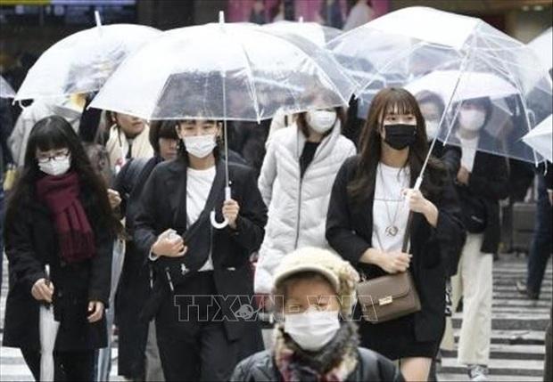 Số ca mắc COVID-19 ở Nhật Bản tăng lên 868 trường hợp  - Ảnh 1.