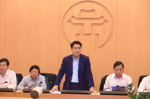 Chủ tịch TP Hà Nội: Đang có 6 đến 8 ca xét nghiệm lần 1 là dương tính Covid-19 - Ảnh 1.