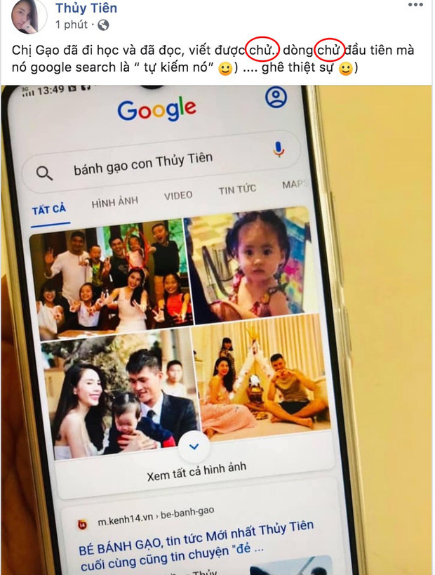 Những lần sao Việt mắc lỗi chính tả cơ bản: Phạm Hương, Sơn Tùng bị cô giáo mạng réo gọi, Thuỷ Tiên không phải ngoại lệ - Ảnh 13.