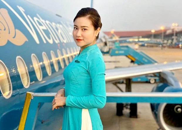 Tâm sự gửi mẹ của nữ tiếp viên hàng không trước chuyến bay vào tâm dịch - Ảnh 3.