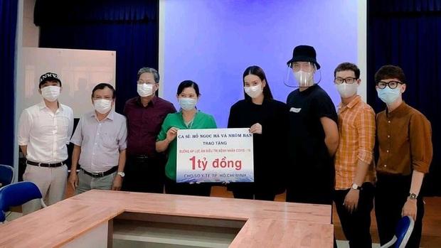 Hồ Ngọc Hà tiếp tục góp 2 phòng cách ly cho bệnh nhân Covid-19, nâng tổng số tiền ủng hộ lên đến 3,3 tỷ đồng - Ảnh 2.