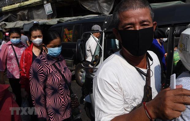 Campuchia xác nhận thêm 2 ca mắc bệnh viêm đường hô hấp cấp COVID-19 - Ảnh 1.