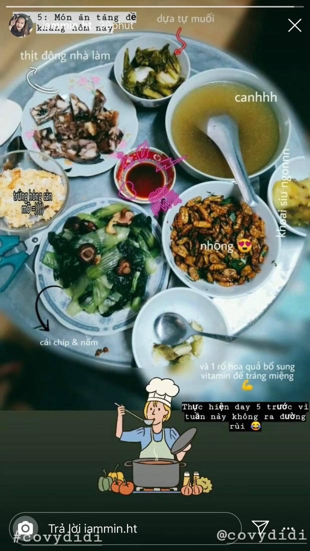 Cả MXH nhao nhao khoe món ăn tăng đề kháng mùa dịch: Muốn Cô Vy đi đi, nhất định phải ăn đủ bữa - đủ chất - đủ khỏe - Ảnh 11.