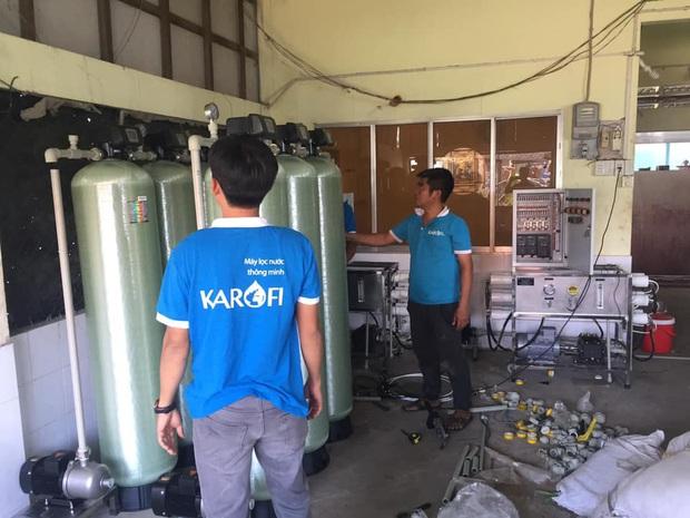 Thủy Tiên công khai quá trình lắp máy lọc nước giúp miền Tây chống hạn mặn, thông báo số tiền quyên góp đã gần 12 tỷ - Ảnh 3.