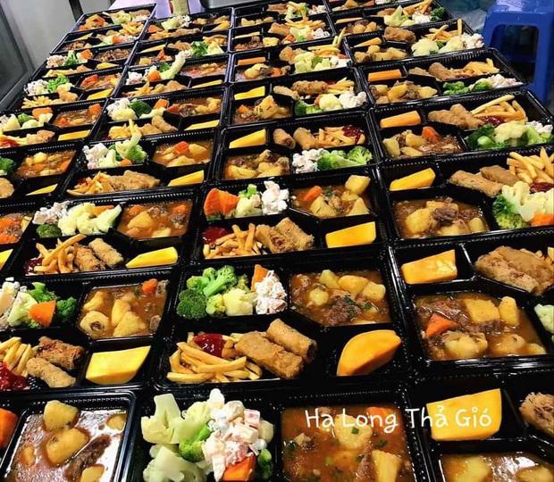 Giám đốc khách sạn 4 sao ở Hạ Long chia sẻ về những suất cơm cách ly sang chảnh, toàn tinh hoa ẩm thực gây sốt MXH - Ảnh 2.
