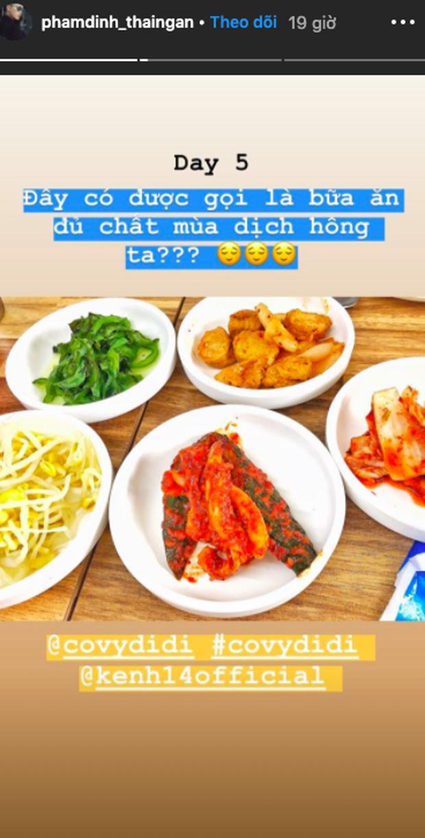Sao Vbiz ăn gì mùa dịch: Loạt nghệ sĩ trổ tài nấu thực đơn cực chất, Ngọc Thanh Tâm, K-ICM đồng lòng thích một loại nước - Ảnh 10.