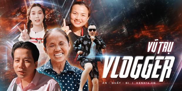 Bắt trend cũ rích từ năm 2015, con trai bà Tân Vlog còn bị tố là diễn lố khi mang món kẹo thối đi troll mẹ - Ảnh 4.