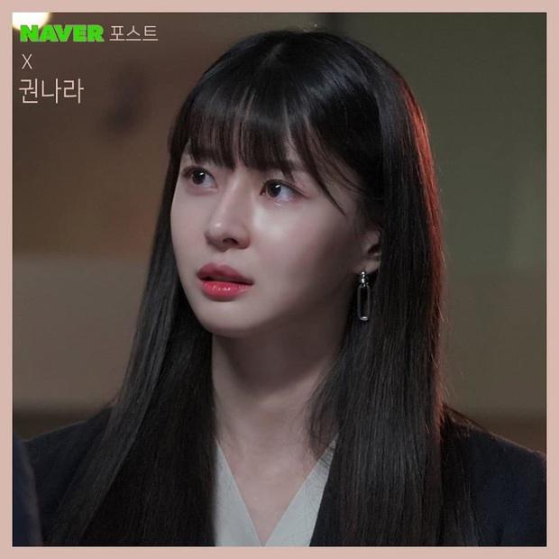 """Ngất ngây trước loạt ảnh hậu trường của nữ phụ hot nhất Itaewon Class Kwon Nara: Xinh thế này bảo sao Lee Jong Suk lại """"đổ"""" - Ảnh 4."""