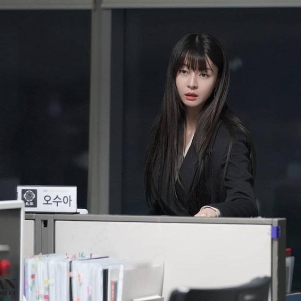 """Ngất ngây trước loạt ảnh hậu trường của nữ phụ hot nhất Itaewon Class Kwon Nara: Xinh thế này bảo sao Lee Jong Suk lại """"đổ"""" - Ảnh 9."""