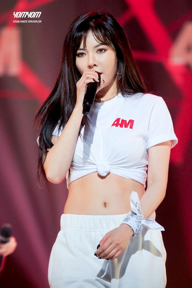 """Những nữ idol """"phân thân"""" trong nhiều nhóm nhạc: Kỉ lục của HyunA bị san bằng bởi thành viên siêu lận đận, cứ debut là nhóm… tan rã - Ảnh 4."""