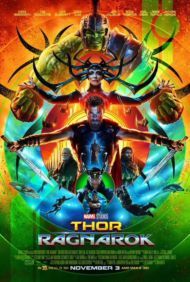 Ham hố cameo sương sương ở Thor 3 bên Chris Hemsworth, anh em nhà Hemsworth lại khiến ai nấy ghen tị với bộ gene đẹp đỉnh cao - Ảnh 1.