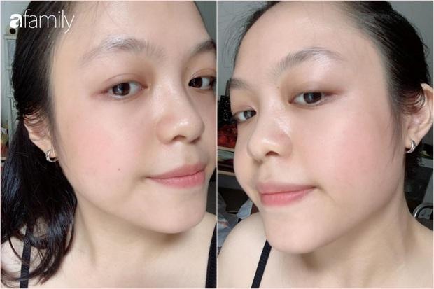 """Cô nàng da đẹp 100 điểm nhờ thần chú chăm da """"ngược"""": Skincare tối giản nhưng đắp 2 miếng mặt nạ mỗi ngày - Ảnh 2."""