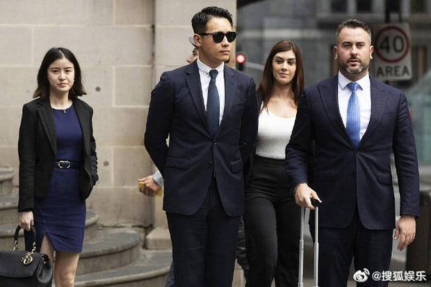 Công bố phán quyết cuối cùng vụ án mỹ nam Mị Nguyệt Truyện bị tố hiếp dâm tập thể 1 phụ nữ Hoa kiều - Ảnh 3.