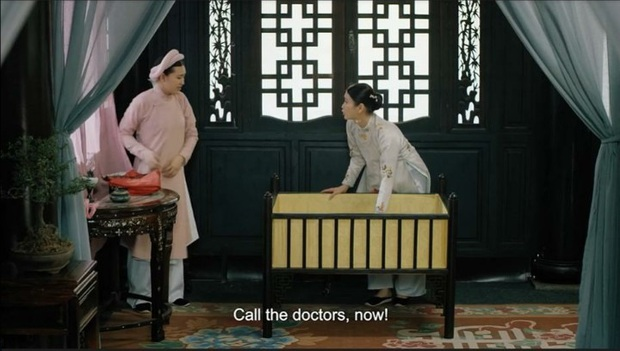 Em gái Trấn Thành vừa xuất hiện liền ăn đòn 30 hèo ở Phượng Khấu, thương ghê đóng phim nào cũng bị đánh - Ảnh 6.