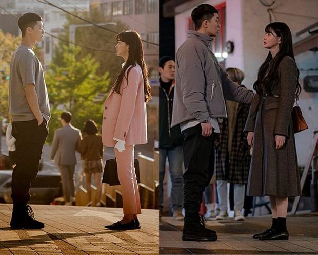 Nhờ Kwon Nara chăm đi giày bệt trong Itaewon Class, chị em sẽ nhận ra những mẫu giày công sở tuyệt xinh mà chẳng sợ đau chân - Ảnh 1.