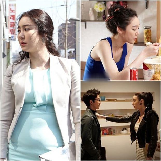 4 sao Hàn đắp mỡ lên người vì vai diễn: Yoo Seung Ho bị body shaming đã là gì, mĩ nhân này còn tăng hẳn 20 cân cơ mà! - Ảnh 7.