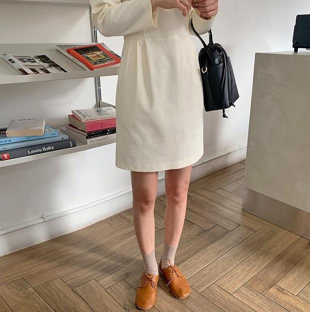 Nhờ Kwon Nara chăm đi giày bệt trong Itaewon Class, chị em sẽ nhận ra những mẫu giày công sở tuyệt xinh mà chẳng sợ đau chân - Ảnh 12.