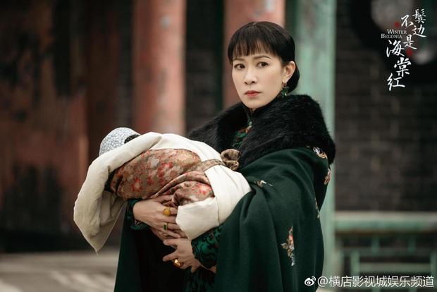Phim đam mỹ của Huỳnh Hiểu Minh khoe ngày lên sóng, khán giả hóng mỗi màn tạo nghiệp của Nhàn phi Xa Thi Mạn, ngộ nghĩnh chưa? - Ảnh 5.