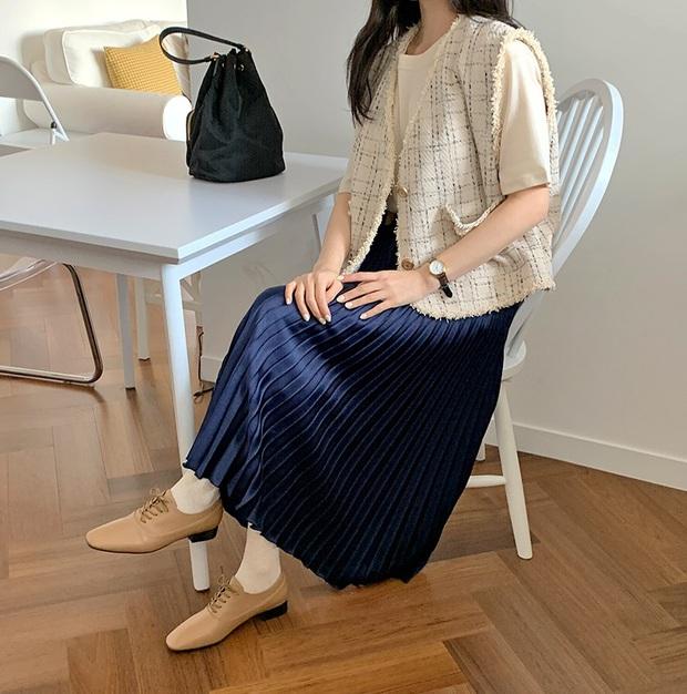 Nhờ Kwon Nara chăm đi giày bệt trong Itaewon Class, chị em sẽ nhận ra những mẫu giày công sở tuyệt xinh mà chẳng sợ đau chân - Ảnh 10.