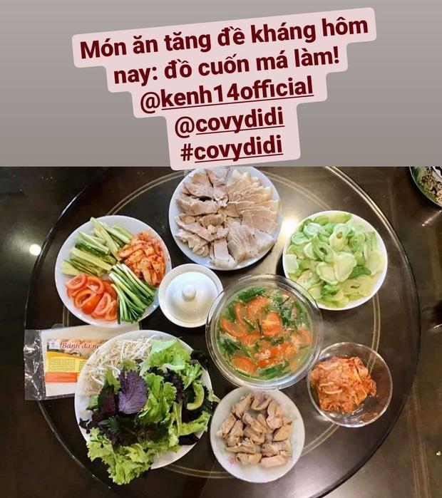 Cả MXH nhao nhao khoe món ăn tăng đề kháng mùa dịch: Muốn Cô Vy đi đi, nhất định phải ăn đủ bữa - đủ chất - đủ khỏe - Ảnh 7.