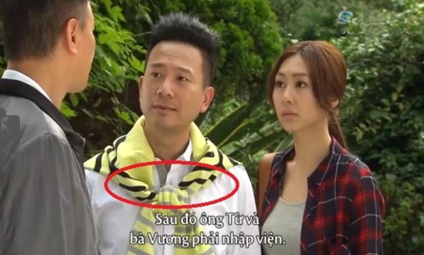 9 hạt sạn nhìn muốn té ngửa của phim TVB: Ghim nhất là màn xe tải xuất hiện ở thời cổ đại, coi tức không? - Ảnh 2.