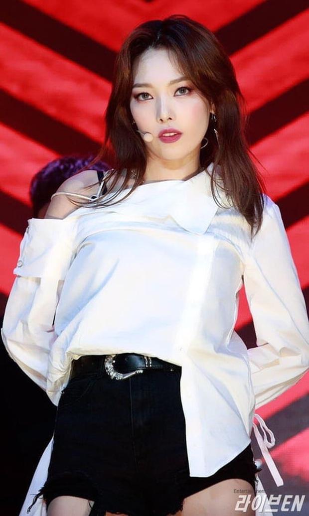 """Những nữ idol """"phân thân"""" trong nhiều nhóm nhạc: Kỉ lục của HyunA bị san bằng bởi thành viên siêu lận đận, cứ debut là nhóm… tan rã - Ảnh 1."""