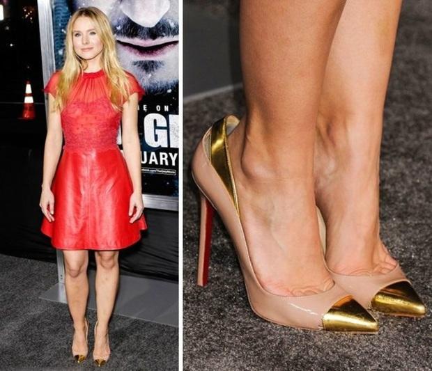 Ngọc Trinh rất hay diện giày rộng ngoác phá game, tưởng chọn nhầm size hóa ra là học hỏi độc chiêu từ sao Hollywood - Ảnh 7.