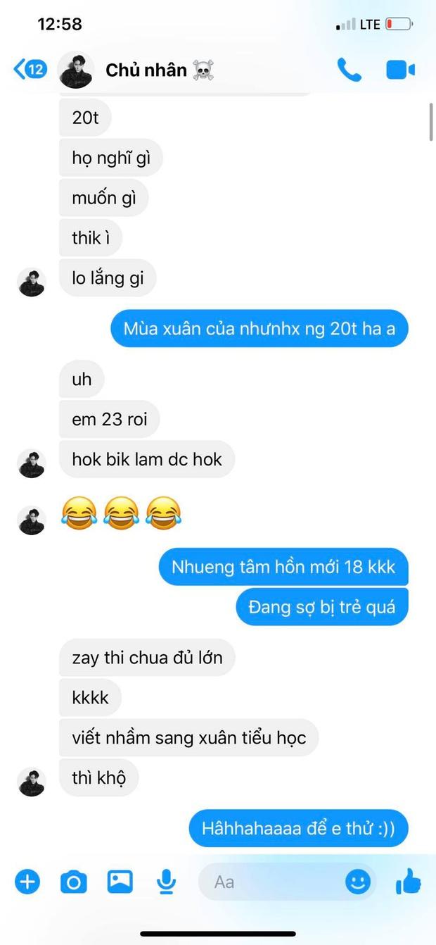 Cập nhật scandal cực căng: Lyly tung loạt tin nhắn tố Châu Đăng Khoa nói sai sự thật, từng xin để tên nhạc sĩ dù không sáng tác ca khúc - Ảnh 4.
