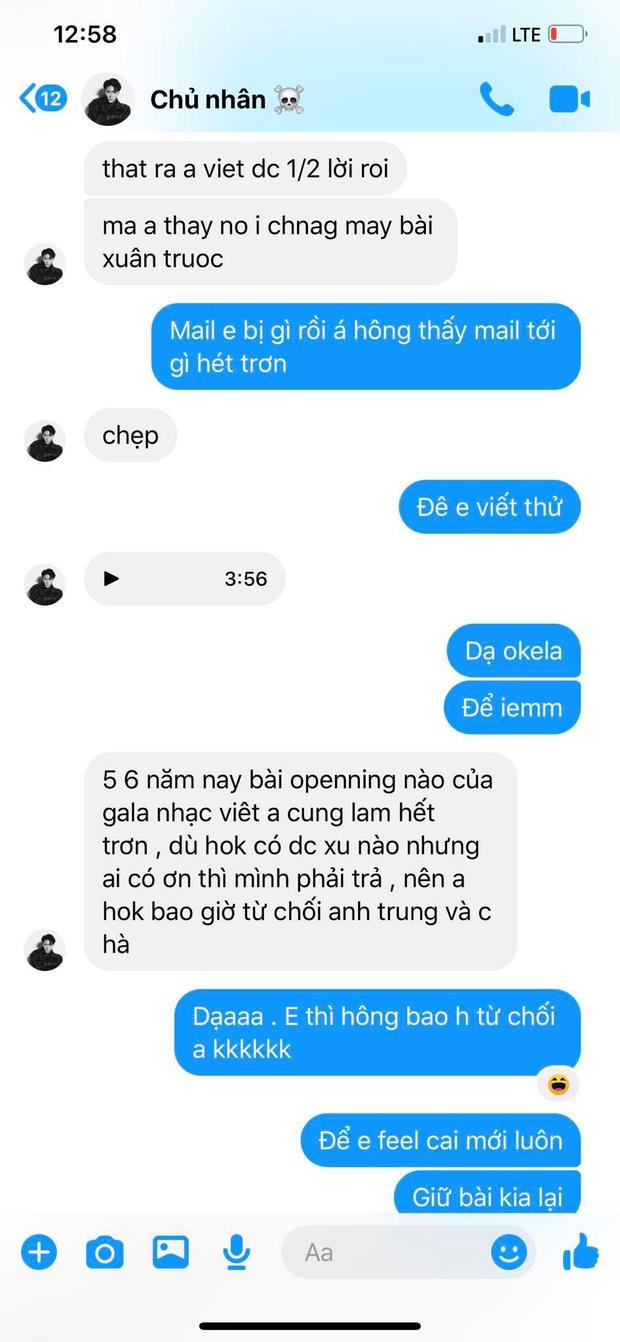 Cập nhật scandal cực căng: Lyly tung loạt tin nhắn tố Châu Đăng Khoa nói sai sự thật, khẳng định thêm lý do buộc rời công ty - Ảnh 6.