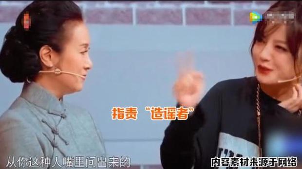 Triệu Vy lên tiếng về tin đồn bằng mặt nhưng không bằng lòng với Lâm Tâm Như - Ảnh 3.