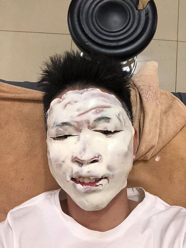 Chùm ảnh: Khi đắp mặt nạ là một nghệ thuật, nhưng không phải ai trong số chúng ta cũng là nghệ sĩ! - Ảnh 11.