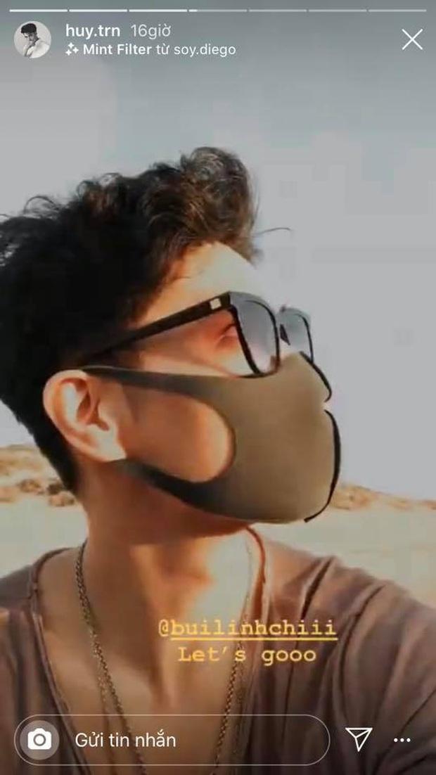 Soi chi tiết hé lộ bạn trai giấu mặt Hương Giang vừa công khai: Hình như chính là Huy Trần Người ấy là ai? - Ảnh 3.
