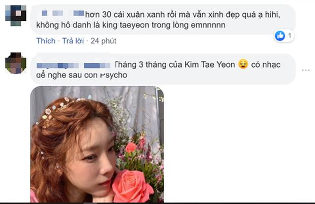 Taeyeon đột kích fan bằng thông báo bất ngờ comeback vào tháng 3, ai cũng tưởng là đùa hóa ra đã tung hint từ lâu? - Ảnh 4.