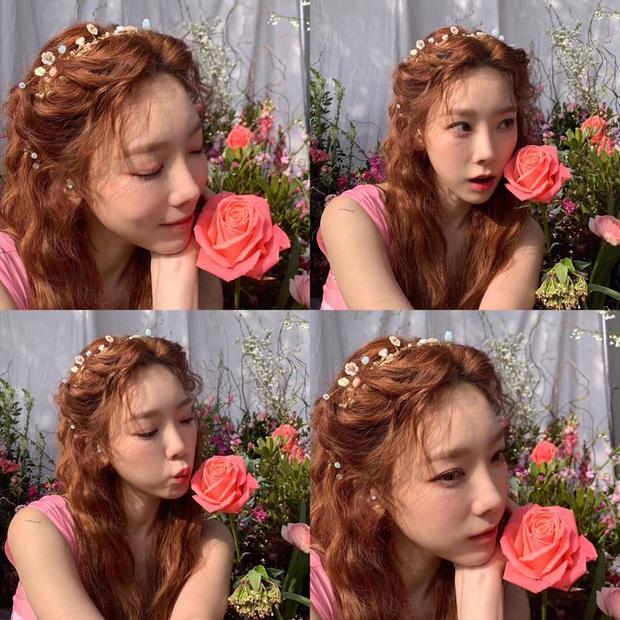 Taeyeon đột kích fan bằng thông báo bất ngờ comeback vào tháng 3, ai cũng tưởng là đùa hóa ra đã tung hint từ lâu? - Ảnh 5.