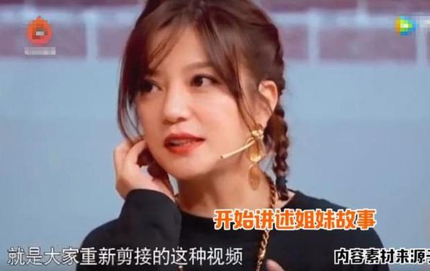 Triệu Vy lên tiếng về tin đồn bằng mặt nhưng không bằng lòng với Lâm Tâm Như - Ảnh 4.