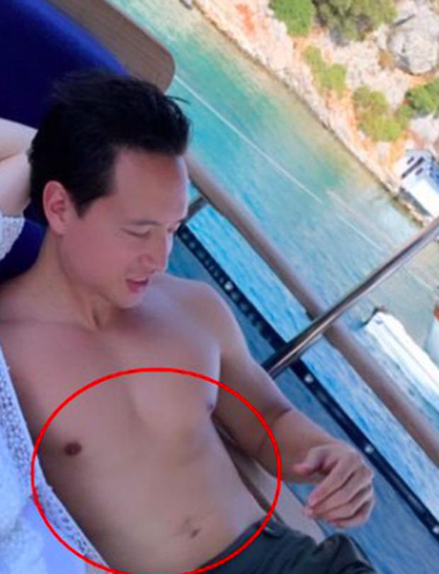Tự tin cởi áo khoe body cực phẩm nhưng Kim Lý lại bị soi photoshop đến mức dị dạng khó hiểu! - Ảnh 3.