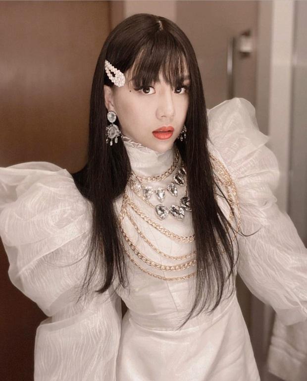 Vừa đăng loạt ảnh giả gái Duy Khánh lại nhận cơn mưa lời khen, còn được ví với Min và Lisa nổi tiếng xứ Hàn - Ảnh 2.