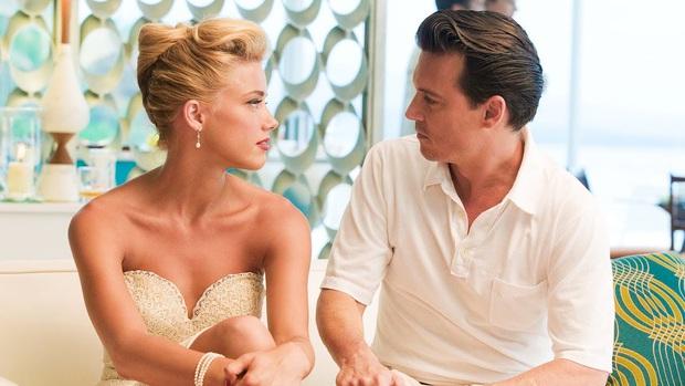 Amber Heard và Johnny Depp: Cuộc hôn nhân phim giả tình thật biến thành drama bạo hành, đào mỏ không hồi kết - Ảnh 1.