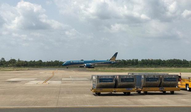 Cận cảnh 3 chuyến bay chở hơn 600 hành khách từ Hàn Quốc hạ cánh sân bay Cần Thơ  - Ảnh 2.