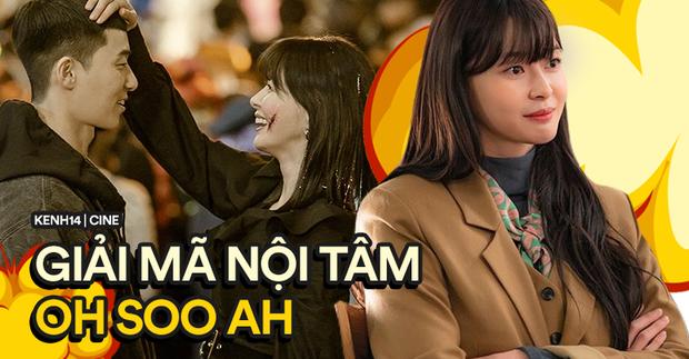 Giải mã nội tâm nữ phụ Tầng Lớp Itaewon: Với món nợ ân tình vẫn còn chưa trả nổi, chừng nào Soo Ah mới dám mở lòng? - Ảnh 1.