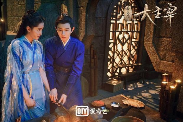Đại Chúa Tể của Vương Nguyên bị Douban chấm dưới mức trung bình, phim ngoài hiệu ứng thì chẳng có gì đáng khen? - Ảnh 1.