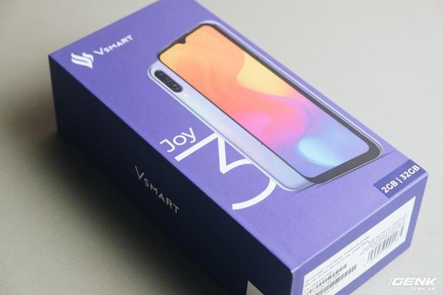 Vsmart Joy 3, smartphone Việt bán chạy nhất đầu 2020, vừa có thêm bản 4GB RAM, 64GB bộ nhớ - Ảnh 1.