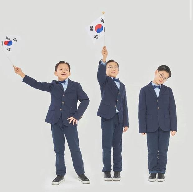 3 em bé quốc dân nhà Song Il Gook của The Return of Superman nay đã lớn phổng phao thế này rồi! - Ảnh 1.