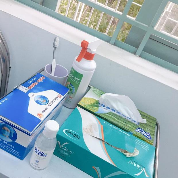 Nữ du học sinh kể về những ngày cách ly trong bệnh viện ở Sài Gòn: Giường gối sạch sẽ và thực đơn tự chọn mỗi ngày - Ảnh 6.