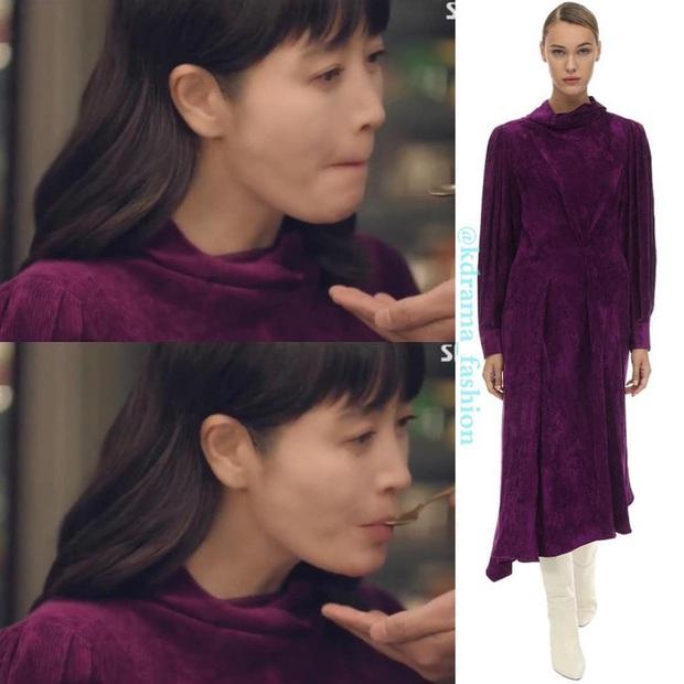Nữ hoàng sexy Kim Hye Soo đụng váy với Son Ye Jin nhưng vì kiểu tóc nối siêu ẩu mà cô bị đàn em bỏ xa - Ảnh 1.