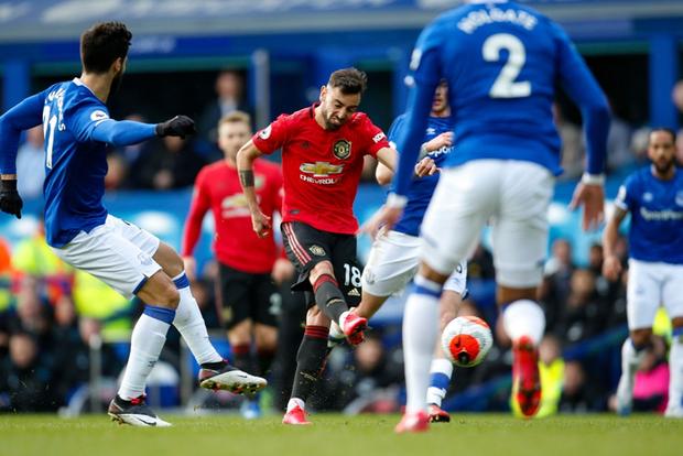 De Gea sai lầm tai hại, Man United suýt toang trước Everton trong trận cầu drama xuất hiện đúng phút cuối cùng - Ảnh 3.