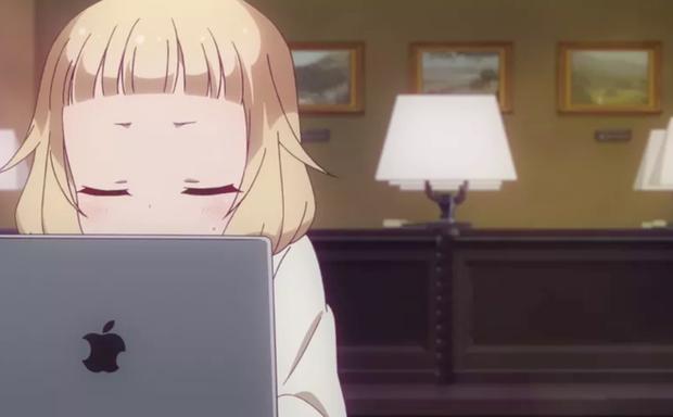 Apple đích thân làm quảng cáo MacBook dạng anime rất tiện tay: Cóp nhặt lại từ hoạt hình sẵn có - Ảnh 5.