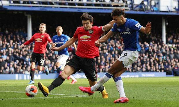 De Gea sai lầm tai hại, Man United suýt toang trước Everton trong trận cầu drama xuất hiện đúng phút cuối cùng - Ảnh 5.