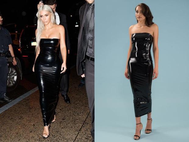 Kim Kardashian diện đồ o ép đến khó thở là thường, nhưng khi cô thay liền 3 bộ một ngày thì ai cũng phải… bái phục - Ảnh 9.